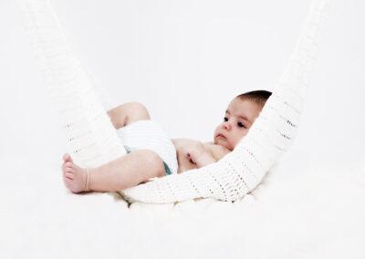 Fotografía especializada en bebés y niños